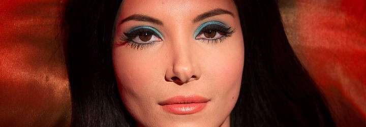 The Love Witch has a distinctive technicolour look to it